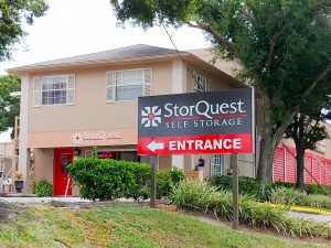 Image of StorQuest - Tampa/Manhattan Facility at 5002 South Manhattan Avenue  Tampa, FL