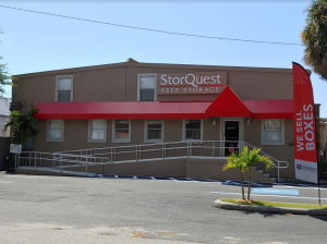 Image of StorQuest - Tampa/Fair Oaks Facility on 3820 West Fair Oaks Avenue  in Tampa, FL