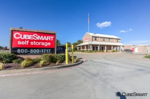 Image of CubeSmart Self Storage - Little Elm - 2421 Farm To Market Road 423 Facility at 2421 Farm To Market Road 423  Little Elm, TX