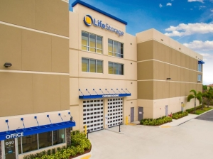 Image of Life Storage - North Miami Facility on 640 Northwest 133rd Street  in North Miami, FL - View 2