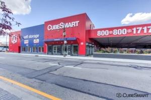 Image of CubeSmart Self Storage - Bellerose Facility at 251-63 Jericho Turnpike  Bellerose, NY