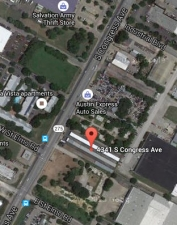 Image of Access Self Storage Facility on 4341 South Congress Avenue  in Austin, TX - View 2