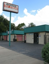Image of Access Self Storage Facility at 4341 South Congress Avenue  Austin, TX