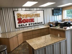 Image of Storage Zone - Delray Beach Facility on 9531 West Atlantic Avenue  in Delray Beach, FL - View 2