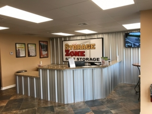 Image of Storage Zone - Delray Beach Facility on 9531 West Atlantic Avenue  in Delray Beach, FL - View 3