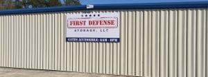 First Defense Storage