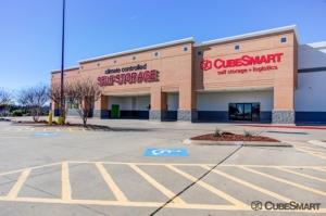 Image of CubeSmart Self Storage - Benbrook Facility at 8510 Benbrook Boulevard  Benbrook, TX