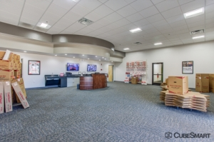 Image of CubeSmart Self Storage - Benbrook Facility on 8510 Benbrook Boulevard  in Benbrook, TX - View 2