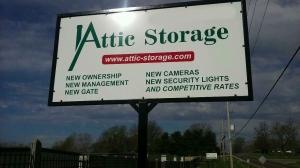 Picture of Attic Storage of Lake Lotawana
