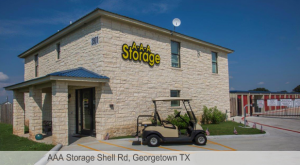 AAA Storage Shell Rd