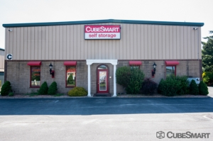 CubeSmart Self Storage - North Smithfield - Photo 1