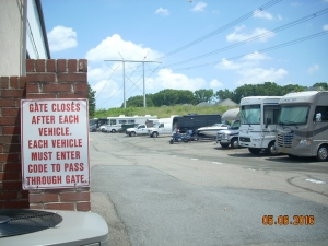 Image of Dumfries Self Storage Facility on 17625 Possum Point Rd  in Dumfries, VA - View 4