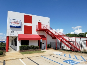 Image of Storage Rentals of America - Columbia Facility at 2830 Main St  Columbia, SC