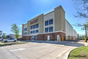 Image of CubeSmart Self Storage - Fort Worth - 2721 White Settlement Rd Facility at 2721 White Settlement Rd  Fort Worth, TX