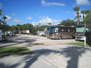 Image of The Storage Depot Center Facility on 5801 S Us Highway 1  in Fort Pierce, FL - View 2