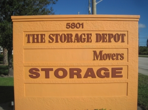 Image of The Storage Depot Center Facility on 5801 S Us Highway 1  in Fort Pierce, FL - View 4