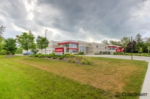 Image of CubeSmart Self Storage - Downers Grove Facility at 7910 Lemont Road  Downers Grove, IL