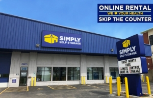 Simply Self Storage - 248 N Randall Road - St. Charles - Photo 1