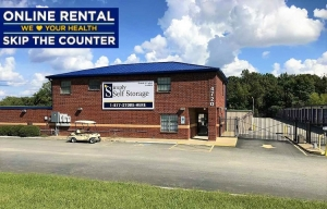 Simply Self Storage - 4720 Getwell Road - Memphis - Photo 1