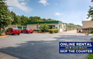 Image of Simply Self Storage - 651 South Rowlett Street - Collierville Facility at 651 South Rowlett Street  Collierville, TN
