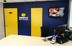 Simply Self Storage - 651 South Rowlett Street - Collierville - Photo 9