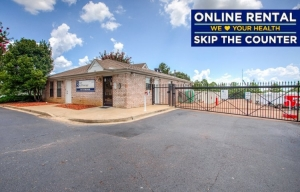 Simply Self Storage - 314 S Mount Pleasant Road - Collierville - Photo 1