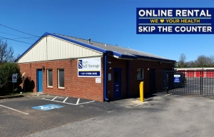Simply Self Storage - 6504 E Raines Road - Memphis - Photo 1