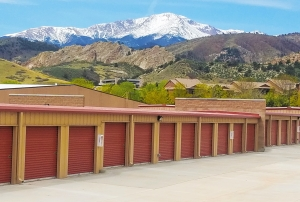 Image of Willowstone Self-Storage Facility on 2150 West Garden Of The Gods Road  in Colorado Springs, CO - View 2