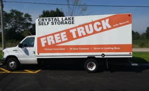 Image of Crystal Lake Self Storage Facility on 647 Teckler Boulevard  in Crystal Lake, IL - View 3