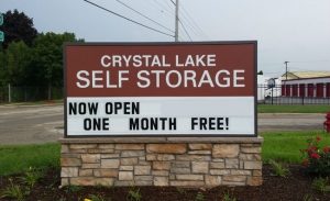 Image of Crystal Lake Self Storage Facility on 647 Teckler Boulevard  in Crystal Lake, IL - View 4