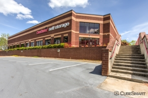 CubeSmart Self Storage - Alpharetta - 5110 Mcginnis Ferry Road
