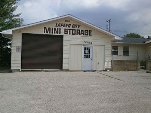 Lapeer Self Storage - DeMille