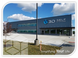 3D Self Storage