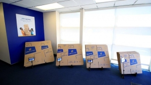 Image of Life Storage - Irvine - Murphy Avenue Facility on 17392 Murphy Avenue  in Irvine, CA - View 4