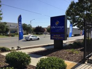 Image of Life Storage - Sacramento - Fruitridge Road Facility on 8870 Fruitridge Road  in Sacramento, CA - View 4
