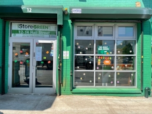 Image of iStoreGreen-Clinton Hills Brooklyn- WE RENT MAIL BOXES! Facility on 12 Hall Street  in Brooklyn, NY - View 2