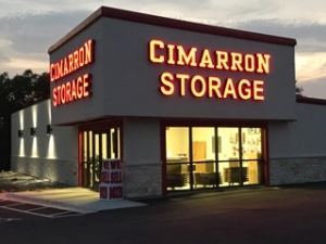 Cimarron Storage Georgetown TX
