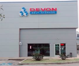 Image of Devon Self Storage - Camp Bowie Facility on 6471 Camp Bowie Boulevard  in Fort Worth, TX - View 3