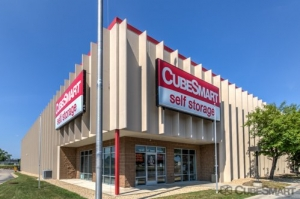 Image of CubeSmart Self Storage - Bloomington Facility at 1240 West 98th Street  Bloomington, MN