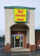 Mini Storage Depot - Coliseum