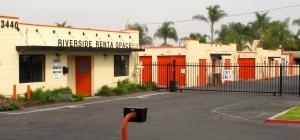Image of Riverside Renta Space Facility on 3440 Monroe Street  in Riverside, CA - View 2