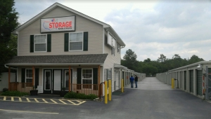 Storage Rentals of America - Lexington - 150 Litton Drive