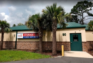 Image of Storage Rentals of America - Beaufort - 10 Self Storage Road Facility at 10 Self Storage Road  Beaufort, SC