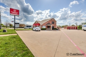 Image of CubeSmart Self Storage - Mansfield - 1587 Hwy 157 Facility at 1587 Hwy 157  Mansfield, TX