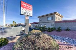 Image of CubeSmart Self Storage - Las Vegas - 8525 W Flamingo Rd Facility at 8525 W Flamingo Rd  Las Vegas, NV