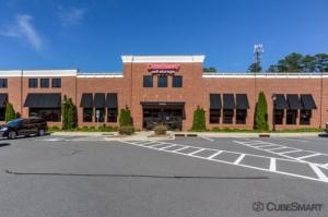 Image of CubeSmart Self Storage - Charlotte - 16155 Lancaster Hwy Facility at 16155 Lancaster Hwy  Charlotte, NC