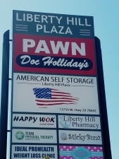 American Self Storage - Liberty Hill