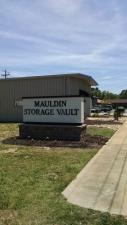 Mauldin Storage Vault