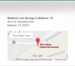 Midland Lock Storage