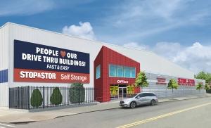 Image of Stop & Stor - East Flatbush / Flatlands Facility at 4710 Glenwood Road  Brooklyn, NY